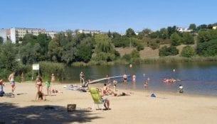 Plaza nad Jeziorem Winiary