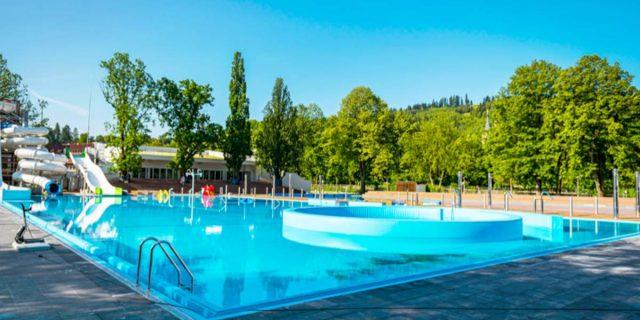 Park Kąpielowy w Wiśle